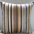 Fashion Thick Lint Cover Stripes Throw Pillows