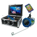 600TVL Color Underwater Video Camera Fishing Camera DVR System with 30m Cable SD Card
