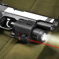 actical Laser Sight and LED for Picatinny Rail