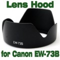 Bayonet Mount Lens Hood Replacement Canon EW-73B for EF-S 17-85m