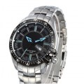 Fashion Waterproof Sports Quartz Movement Stainless Steel Men Watch