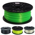 PLA 1.75mm 1kg 2.2lb Translucent Filament Printing Material Supply Spool for 3D Printer PLATB