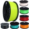 Printrbot ABS Filament 1.75mm Diameter 1kg/2.2lb for 3D Printers Reprap, MakerBot Replicator 2,Afinia, Solidoodle...