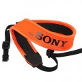 Red Hot New Neck Strap for sony A230 A290 A330 A380 A390 A500 A550 A700 A9000
