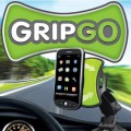 Universal mount GripGo grip go hand frees  GPS car holder for mobile Iphone