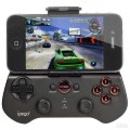 9017S Generic Wireless Bluetooth 3.0V Controller for iPad / iPhone / Smartphone/Android/iOS tablet PC - Black